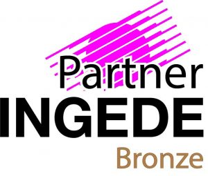 Logo INGEDE Partner Bronze