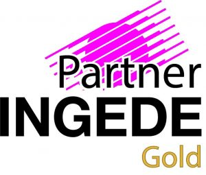 Logo INGEDE Partner Gold