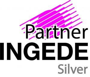 Logo INGEDE Partner Silver