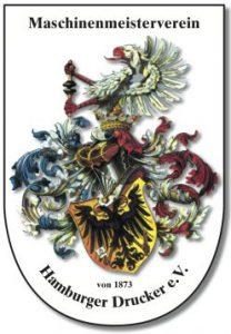 Logo Maschinenmeisterverein Hamburger Drucker