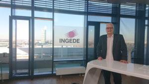 INGEDE-Symposium 2021, Moderation Axel Fischer